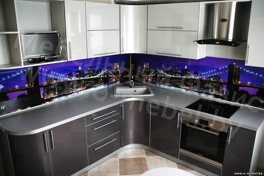Стеновые панели для кухни черный антрацит стеклянные прозрачные стеновые панели для кухни самара