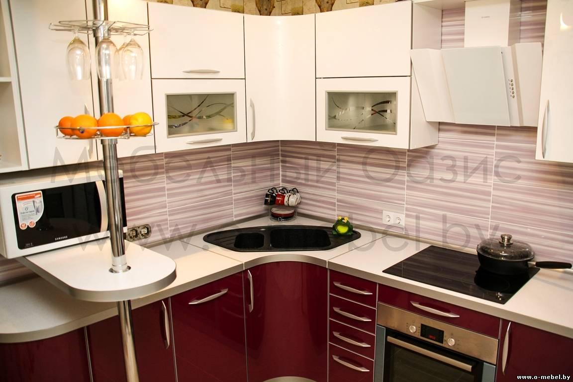 Кухня угловая дизайн минск